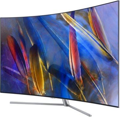 Телевізор Samsung QE55Q7CAMUXUA 3