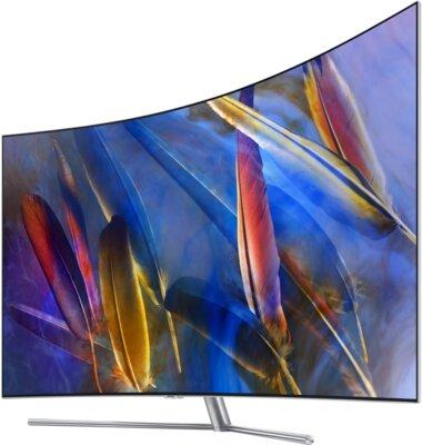 Телевизор Samsung QE55Q7CAMUXUA 4