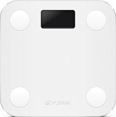 Смарт-весы Yunmai Mini Smart Scales White 1