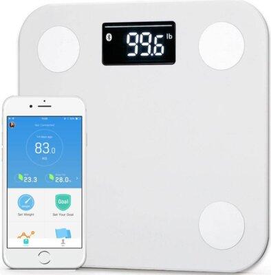 Смарт-весы Yunmai Mini Smart Scales White 4