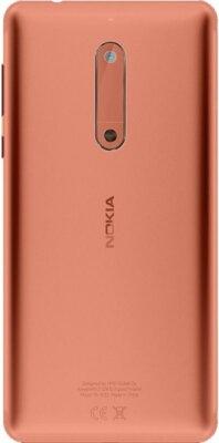 Смартфон Nokia 5 DS Copper 2