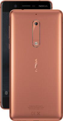 Смартфон Nokia 5 DS Copper 6