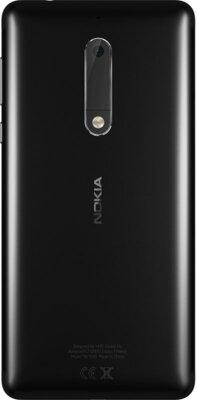 Смартфон Nokia 5 DS Matte Black 2