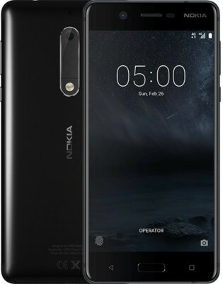 Смартфон Nokia 5 DS Matte Black 4