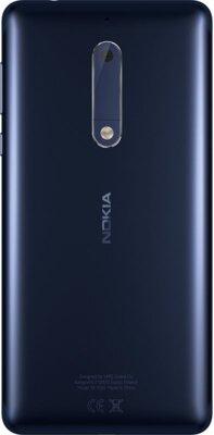 Смартфон Nokia 5 DS Tempered Blue 2