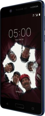 Смартфон Nokia 5 DS Tempered Blue 5