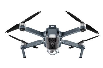 Квадрокоптер DJI Mavic Pro 4