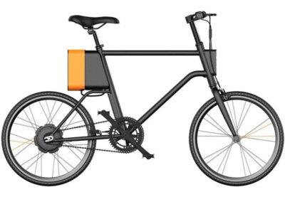 Велосипед YunBike C1 Men's Space Gray (C1-EB-M-S-002) 1