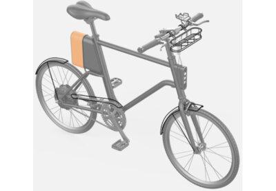 Велосипед YunBike C1 Men's Space Gray (C1-EB-M-S-002) 3