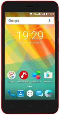 Смартфон Prestigio Wize G3 3510 Dual Red 1