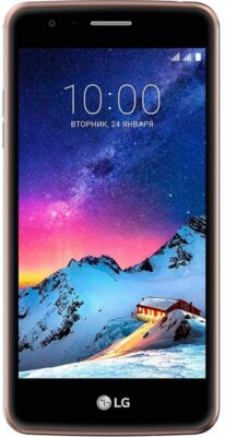 Смартфон LG K8 2017 (X240) Gold 1
