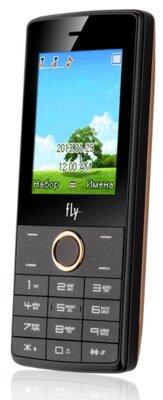 Мобильный телефон Fly FF244 Champagne Gold 3