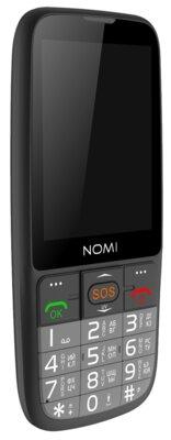 Мобильный телефон Nomi i281 Black 1