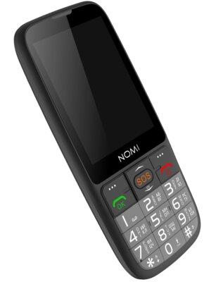 Мобильный телефон Nomi i281 Black 3