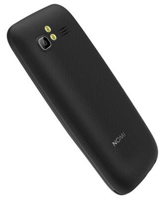 Мобильный телефон Nomi i281 Black 4