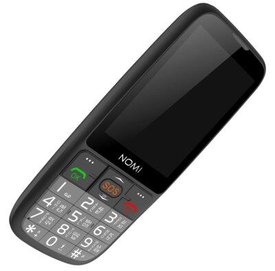 Мобильный телефон Nomi i281 Black 5