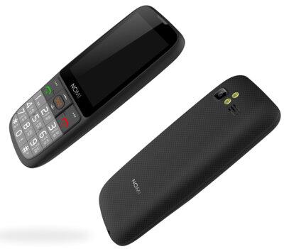 Мобильный телефон Nomi i281 Black 7