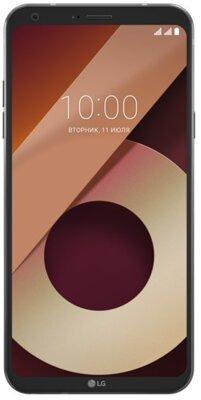 Смартфон LG Q6a Black (LGM700.ACISBK) 1