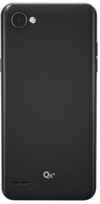 Смартфон LG Q6a Black (LGM700.ACISBK) 2