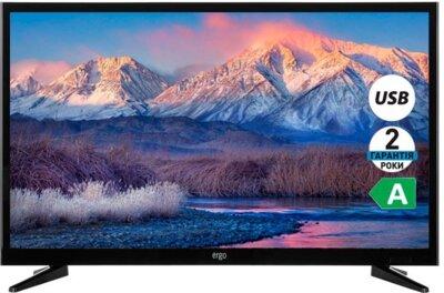 Рідкокристалічний телевізор ERGO LE24CT1020HD 1