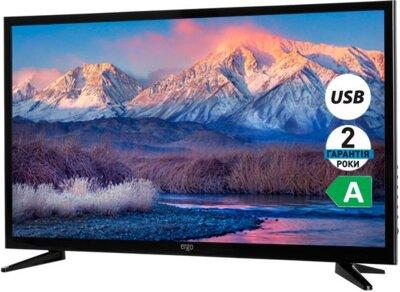 Рідкокристалічний телевізор ERGO LE24CT1020HD 2