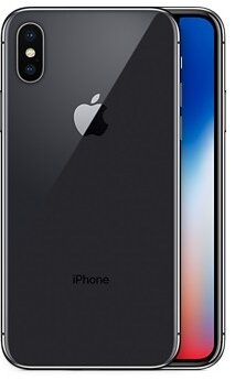 Смартфон Apple iPhone X 256Gb Space Grey 3