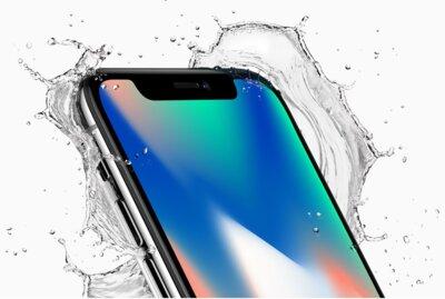 Смартфон Apple iPhone X 256Gb Space Grey 6