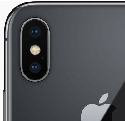 Смартфон Apple iPhone X 256Gb Space Grey 9