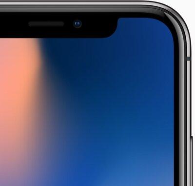 Смартфон Apple iPhone X 256Gb Space Grey 10