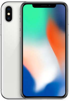 Смартфон Apple iPhone X 64Gb Silver 1