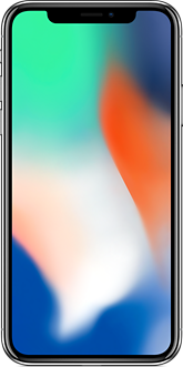 Смартфон Apple iPhone X 64Gb Silver 2