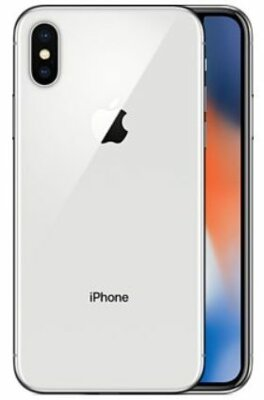 Смартфон Apple iPhone X 64Gb Silver 3