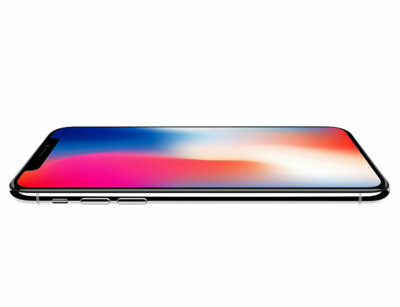 Смартфон Apple iPhone X 64Gb Silver 4