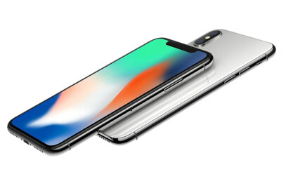 Смартфон Apple iPhone X 64Gb Silver 5