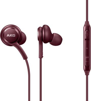 Гарнітура Samsung Earphones Tuned by AKG EO-IG955 Burgandy 1