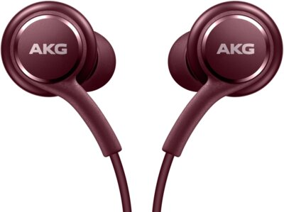Гарнітура Samsung Earphones Tuned by AKG EO-IG955 Burgandy 4