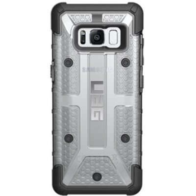 Чехол Urban Armor Gear  Galaxy S8 + Plasma Case-Ice 1