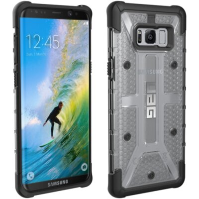 Чехол Urban Armor Gear  Galaxy S8 + Plasma Case-Ice 2