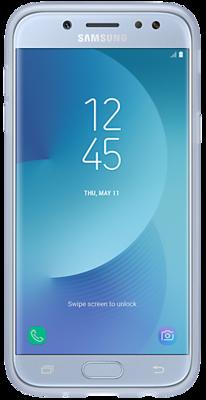 Чехол для Samsung J5 (2017) J530 Jelly Cover Blue ( EF-AJ530TLEGRU ) 3