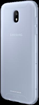 Чехол для Samsung J5 (2017) J530 Jelly Cover Blue ( EF-AJ530TLEGRU ) 2