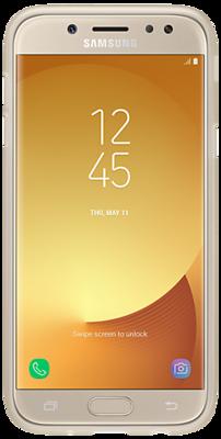Чохол Samsung Jelly Cover Gold для Galaxy J5 (2017) J530 3