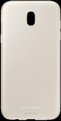 Чохол Samsung Jelly Cover Gold для Galaxy J5 (2017) J530 4