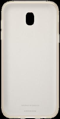 Чохол Samsung Jelly Cover Gold для Galaxy J5 (2017) J530 5