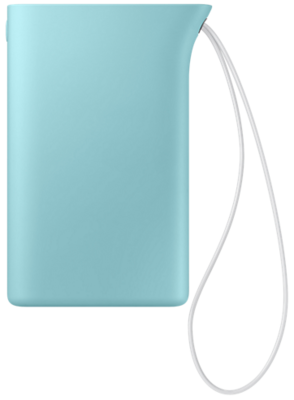 Мобильная батарея Samsung Kettle EB-PA510BLRGRU Mint Blue 3
