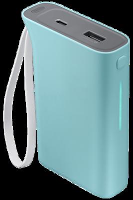 Мобильная батарея Samsung Kettle EB-PA510BLRGRU Mint Blue 1