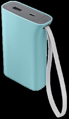 Мобильная батарея Samsung Kettle EB-PA510BLRGRU Mint Blue 5
