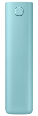 Мобильная батарея Samsung Kettle EB-PA510BLRGRU Mint Blue 6