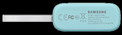 Мобильная батарея Samsung Kettle EB-PA510BLRGRU Mint Blue 7
