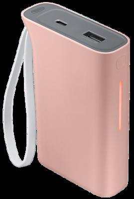 Мобильная батарея Samsung Kettle EB-PA510BRRGRU Coral Pink 1