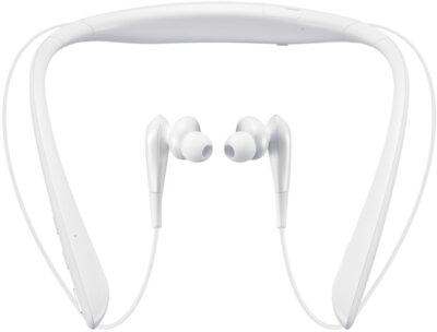 Bluetooth гарнитура Samsung Level U Pro ANC EO-BG935 White 4